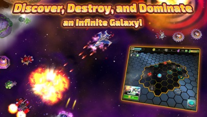 Space Miner Wars screenshot four