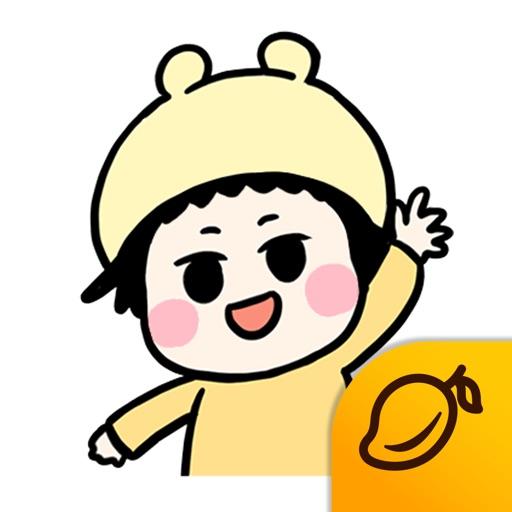 Piyo Gumi Lite - Mango Sticker
