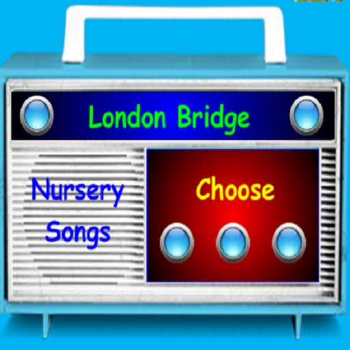 Kid's Bedtime Radio - Plays Nursery Rhymes icon