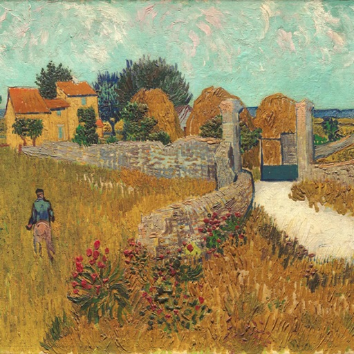 Art gallery - Van Gogh