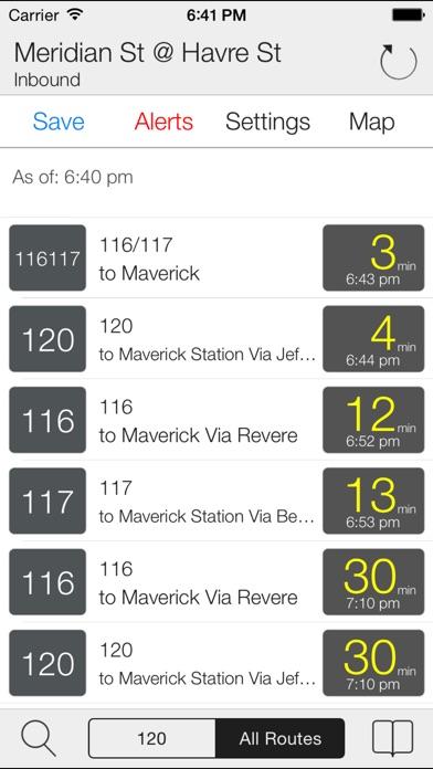 Transit Stop: Boston MBTA  - AppRecs