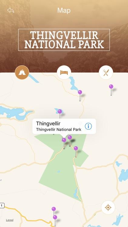 Thingvellir National Park Tourism Guide screenshot-3