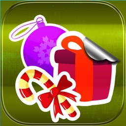 Christmas Stickers For Photos–Pic Effect.s Edit.or