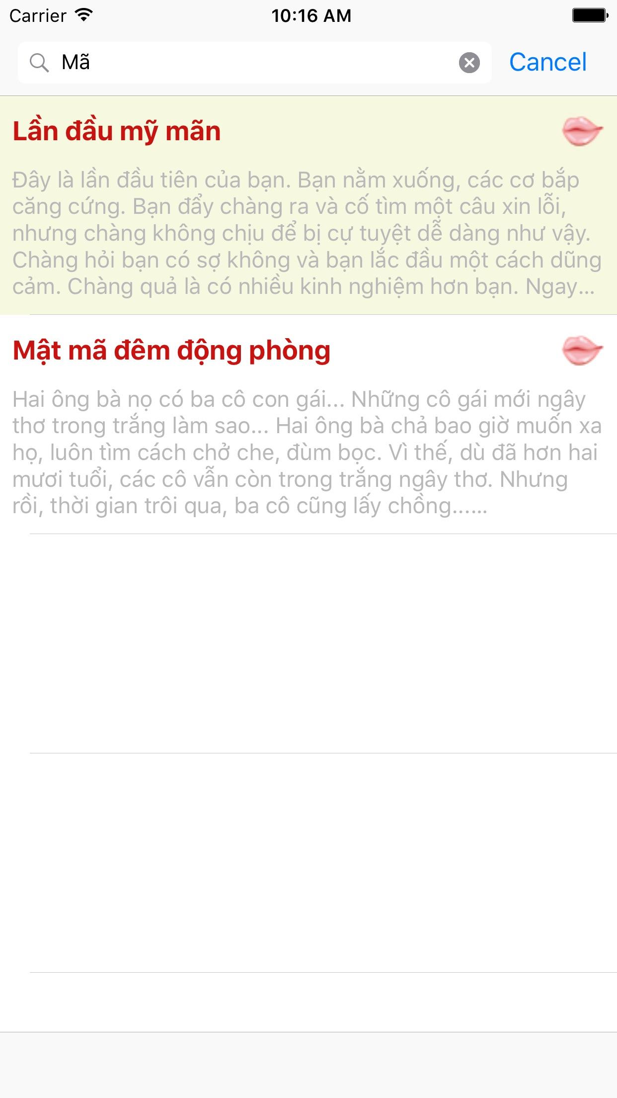 Truyen Nguoi Lon - Truyện Người Lớn Cười 18+ Screenshot