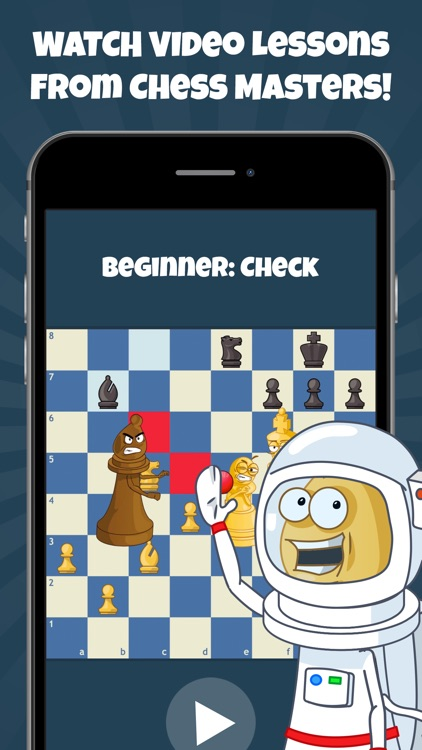 Chess for Kids - Play & Learn screenshot-3