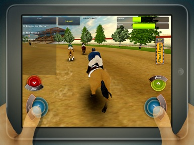 Race Horses Champions screenshot for iPhone