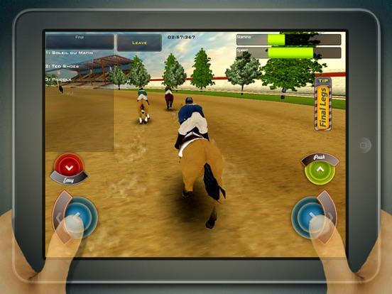 Race Horses Champions на iPad