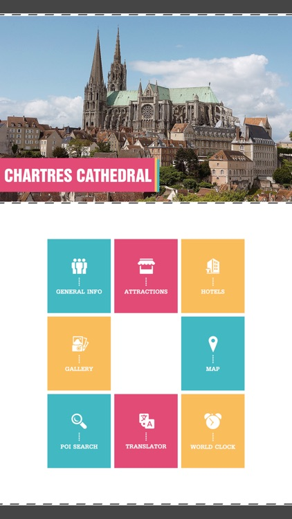 Chartres Cathedral Travel Guide