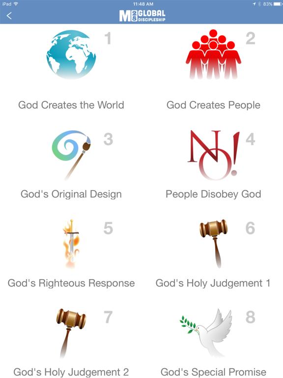 M28 Global Discipleship screenshot 5