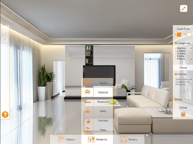 decorador virtual en app store