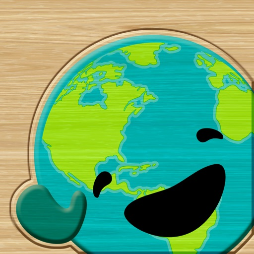 World Map - Easy Learn icon