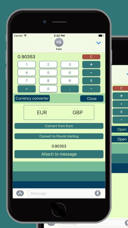 Fast Mini Calculator screenshot-3