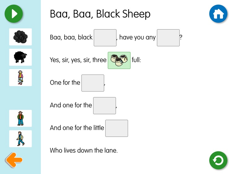Come Alive Nursery Rhymes screenshot-4