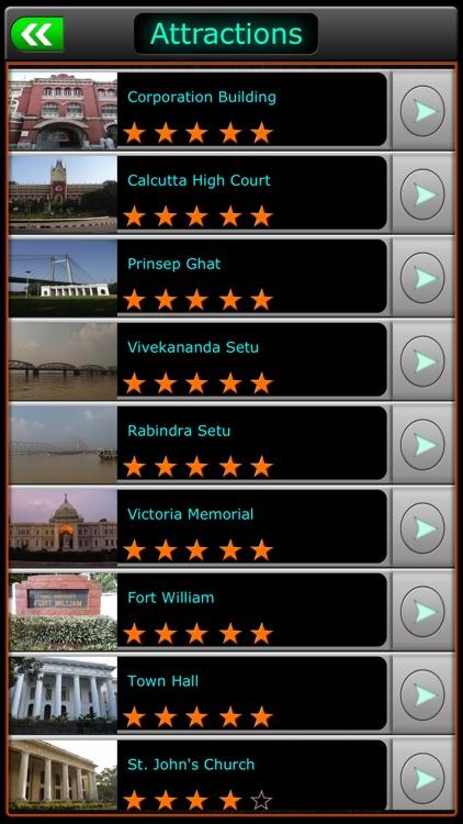 Kolkata Offline Map Travel Explorer