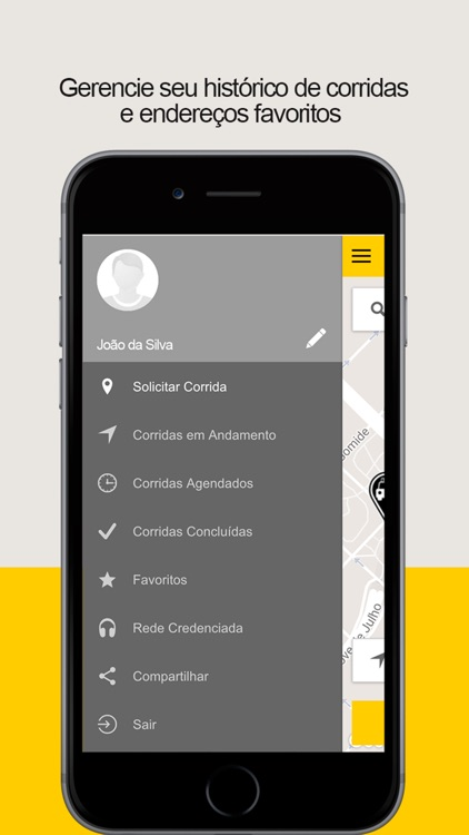 Tele Táxi Cidade screenshot-4