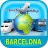 Barcelona Tourist Attraction around the City