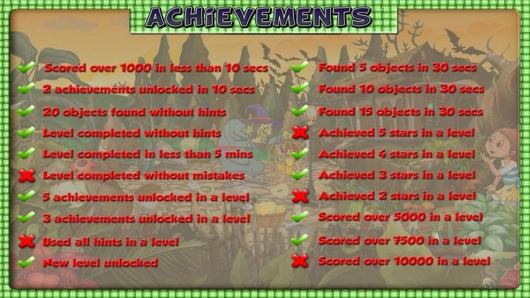 The Witch Hidden Object Games screenshot-3