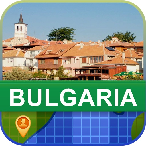 Offline Bulgaria Map - World Offline Maps icon