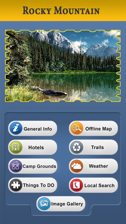Rocky Mountain National Park Offline Travel Guide