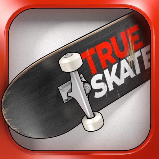 True Skate Stickers