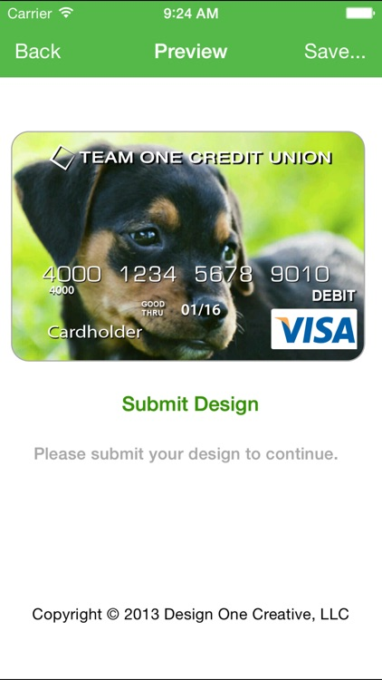 Team One Credit Union PMC Mobile screenshot-4
