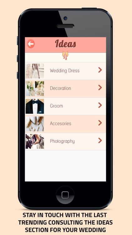 Wedding Planner Tool - Checklist Invitation & more screenshot-4