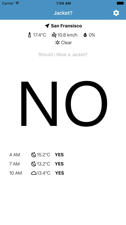 Jacket: Should I Wear a Jacket?
