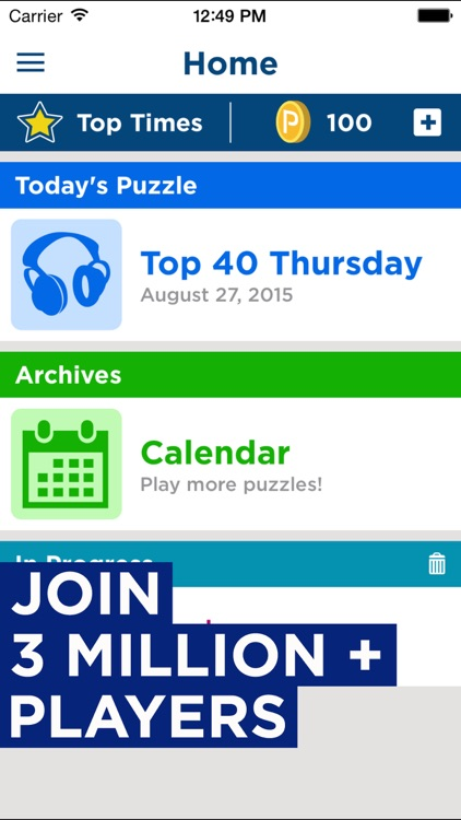 Daily Celebrity Crossword screenshot-2