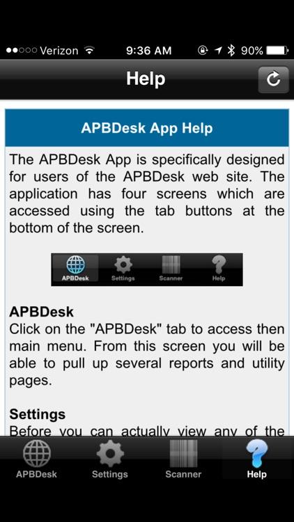 APB Desk App screenshot-3