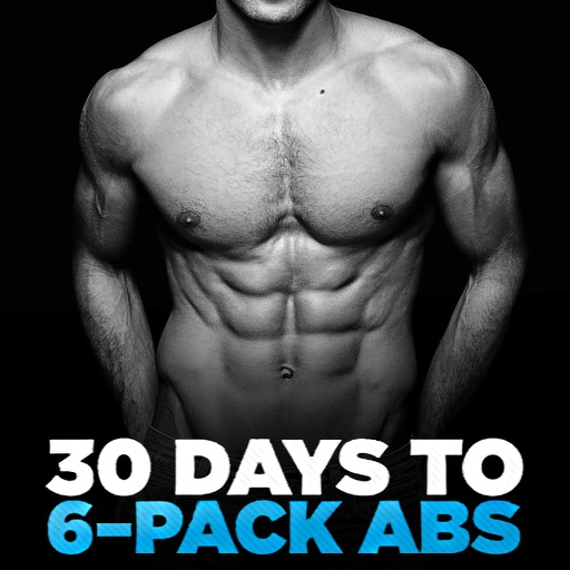 30 Days To Six-Pack Abs icon