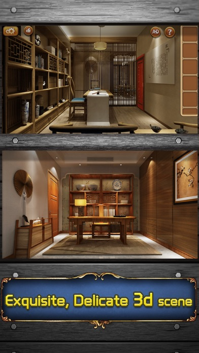 room escape: the doors and rooms escape out 1!! screenshot one