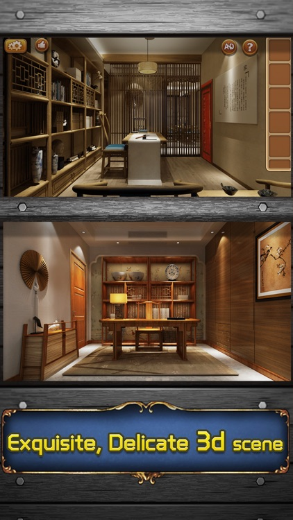 room escape: the doors and rooms escape out 1!! by luo xiaoying