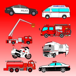 What's this Emergency Vehicle (Fire Truck, Ambulance, Police Car) ?