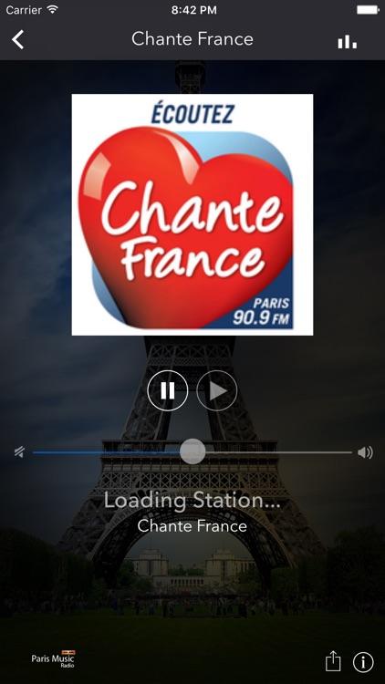 Paris Music Radio