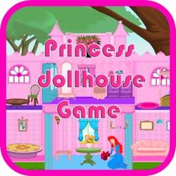 Princess Castle Doll House Decoration Games