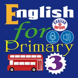 English for Primary 3 English Version