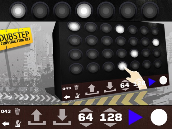 Dubstep Construction Kit - Beatmachine (Premium) screenshot 6