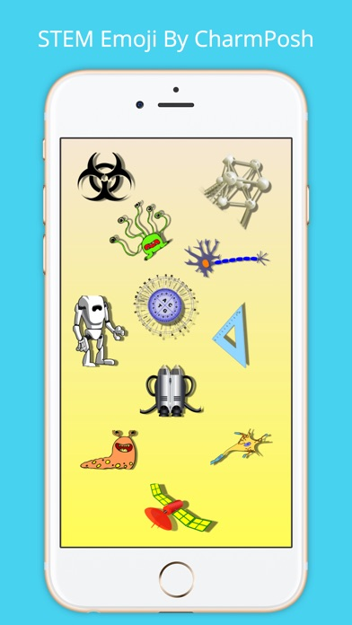download STEM Emoji By CharmPosh apps 4