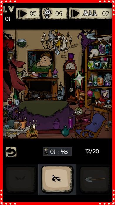 halloween spooky seek find hidden object games by tic toc pocket games ios united states searchman app data information