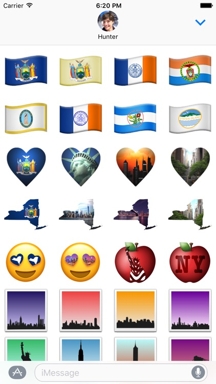 New York Emoji