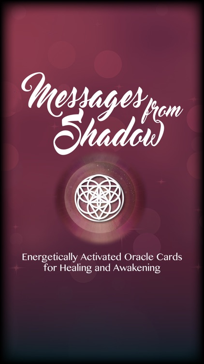 Messages from Shadow Oracle Cards