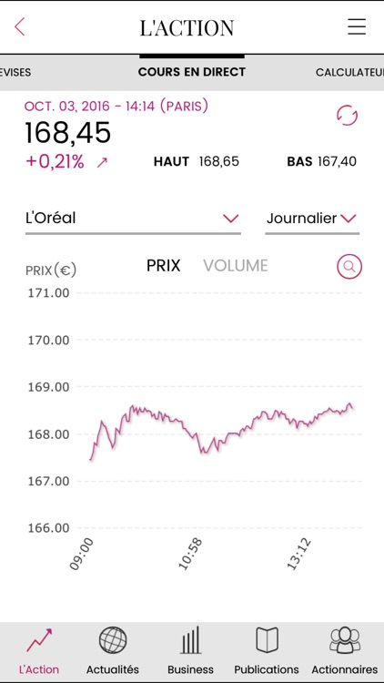 L'Oréal Finance screenshot-3
