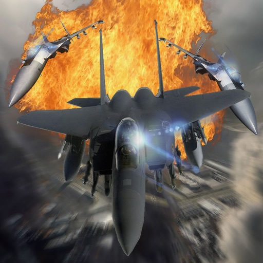 Best Aircraft War Race - Addictive Crazy Flight Simulator Airforce