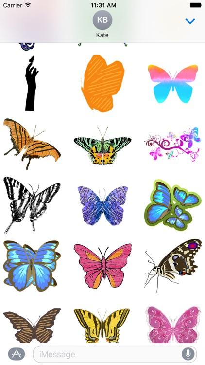 Butterflies Three