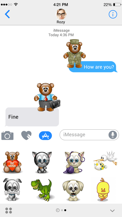 Anymoji Stickers