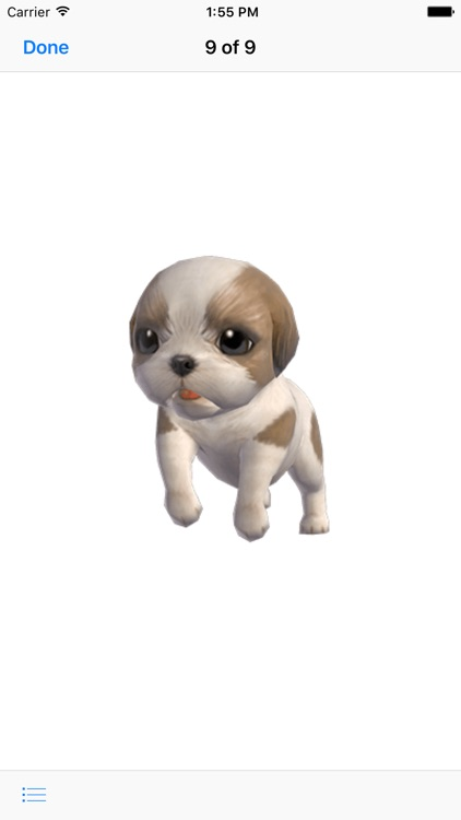 Puppy Love - Animated Stickers screenshot-4