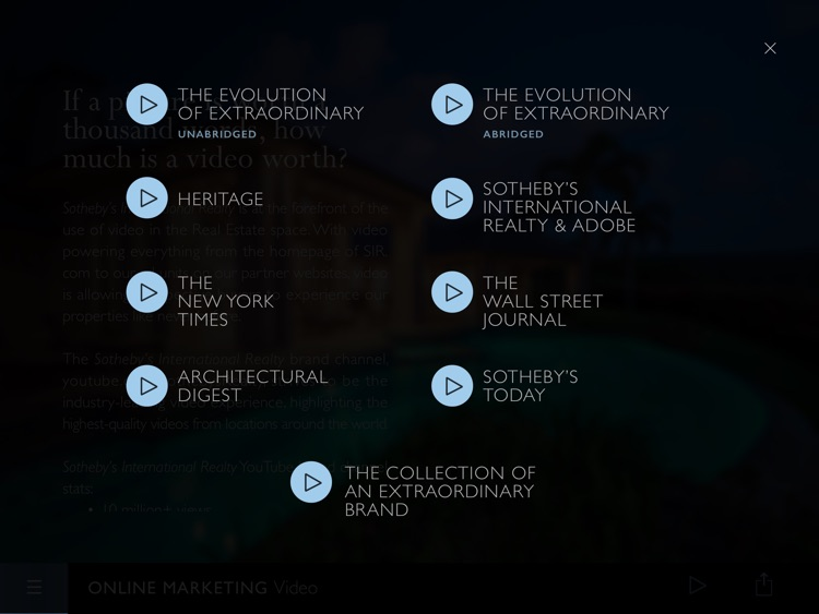 Sotheby's International Realty Anthology screenshot-4