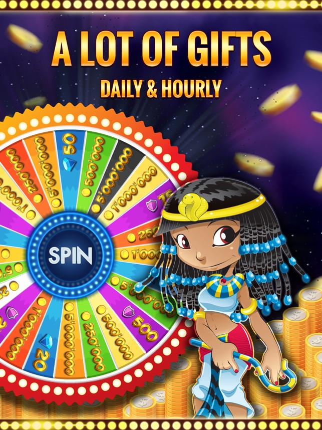 Pharaoh Slots - Casino Game Screenshot