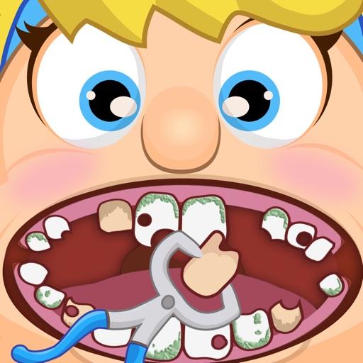 Dentist Office Princess - Kids Crazy Teeth