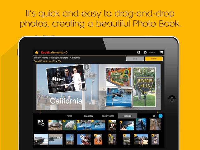 KODAK MOMENTS HD - Print photos on the App Store